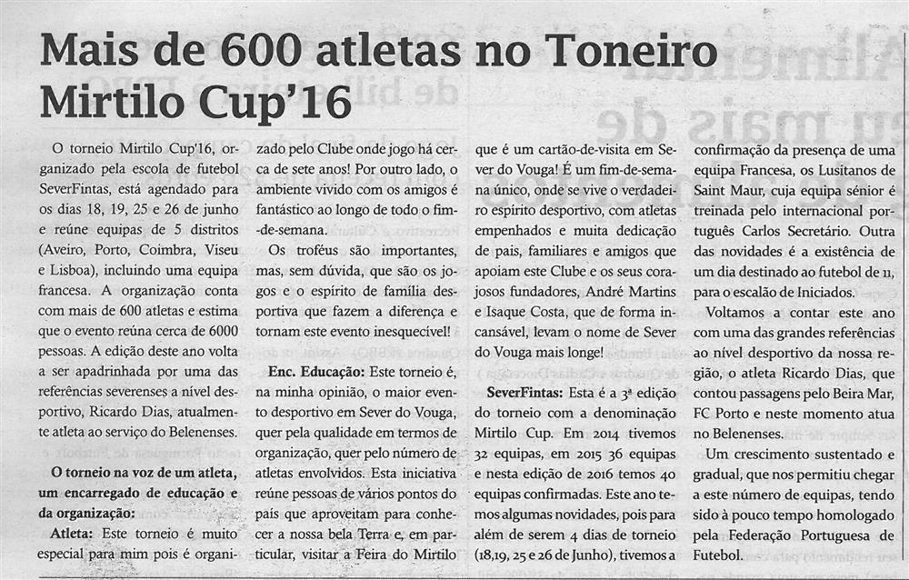 TV-jun.'16-p.4-Mais de 600 atletas no Torneio Mirtilo Cup'16.jpg