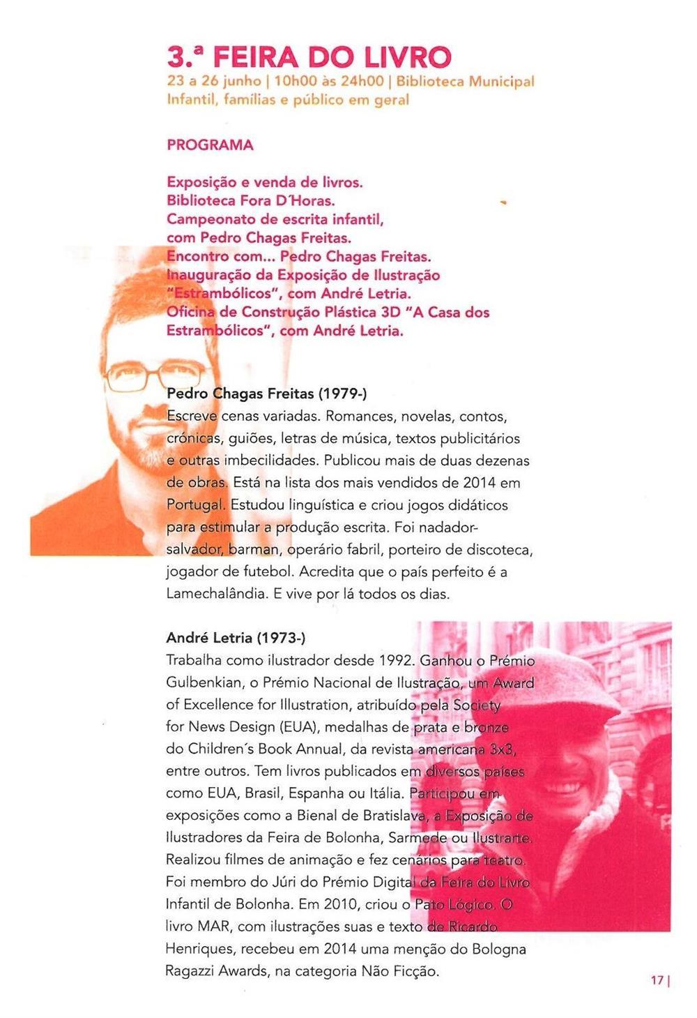 ACMSV-abr.,maio,jun.,jul.'16-p.17-3.ª Feira do Livro : Pedro Chagas Freitas : André Letria.jpg