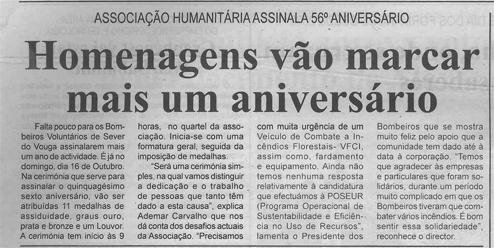 BV-1.ªout.'16-p.5-Homenagens vão marcar mais um aniversário : Associação Humanitária assinala 56.º aniversário.jpg