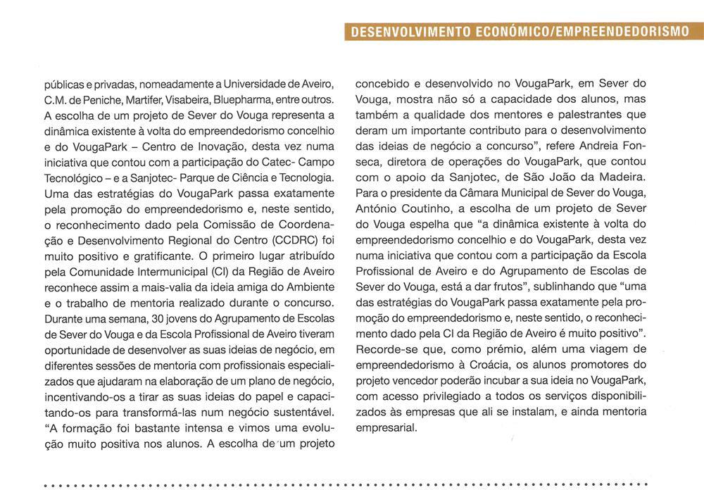 BoletimMunicipal-nº 33-nov'16-p.7-Município de Sever do Vouga representou a Região no Concurso Regional de Ideias de Negócio 2016 nas Escolas : VougaPark Centro de Inovação.jpg
