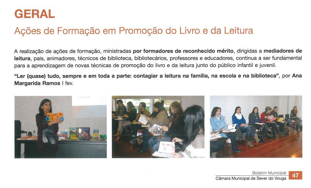 BoletimMunicipal-n.º 36-nov.'16-p.47-Ações de formação em promoção do livro e da leitura : educação, cultura e turismo.jpg