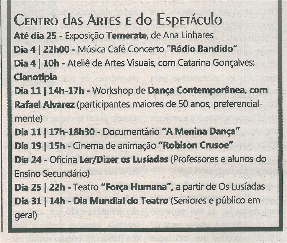 TV-mar.'17-p.8-Centro das Artes e do Espetáculo : Agenda Cultural : março.jpg