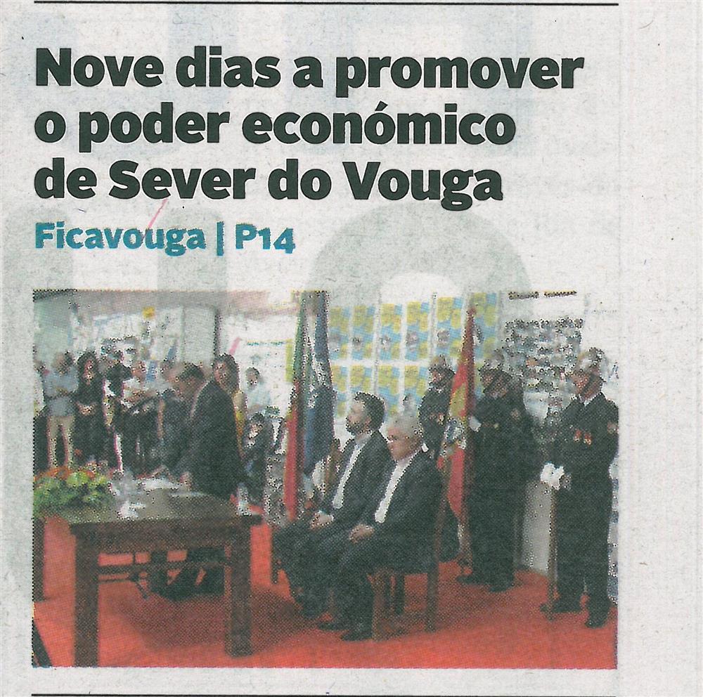 DA-23jul.'17-p.1-Nove dias a promover o poder económico de Sever do Vouga.jpg