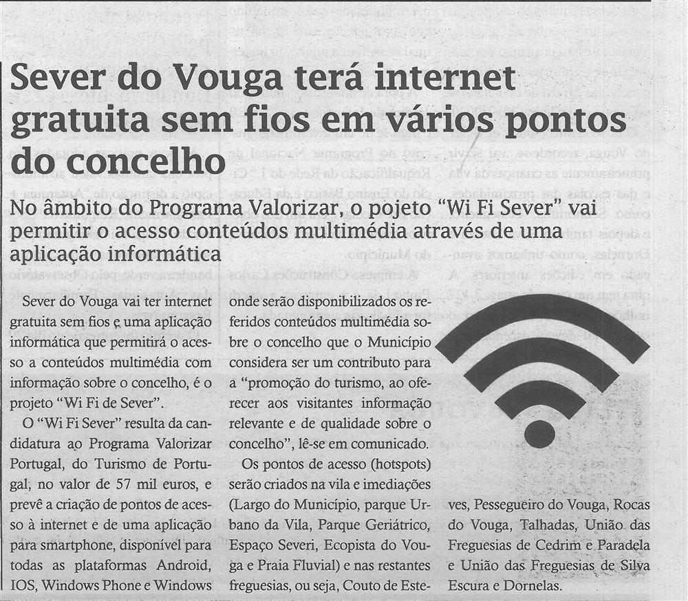 TV-jan.'18-p.3-Sever do Vouga terá internet gratuita sem fios em vários pontos do concelho : no âmbito do Programa Valorizar, o projeto Wi Fi Sever vai permitir o acesso a conteúdos multimédia através de uma aplicação informática.jpg