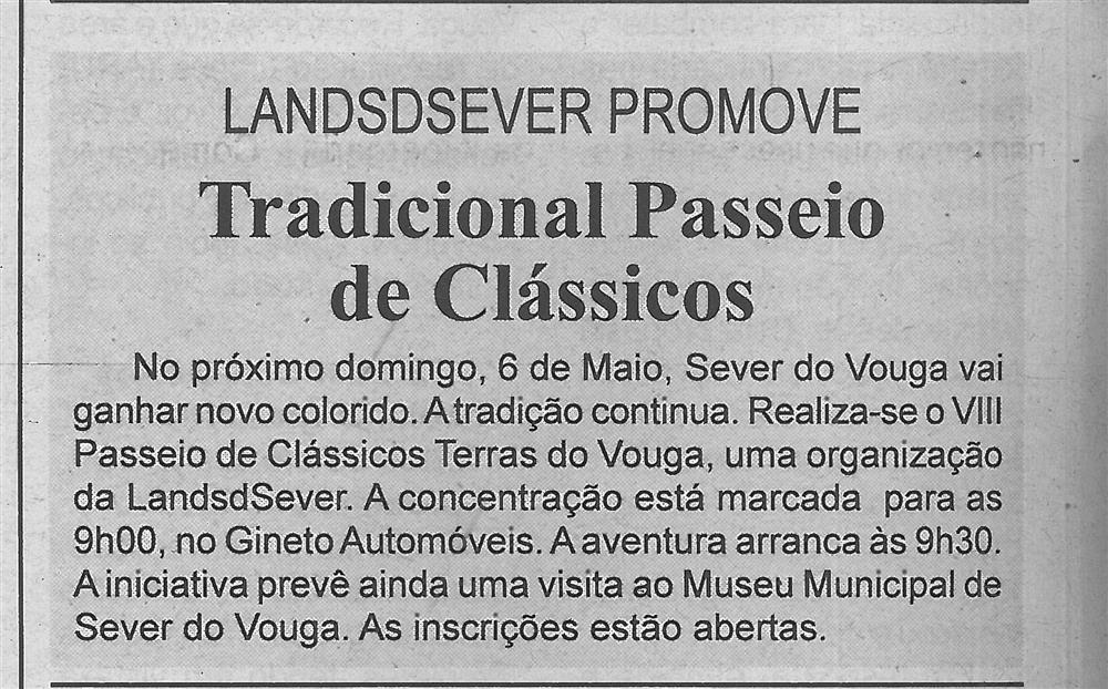 BV-1.ªmaio'18-p.6-Landsdsever promove tradicional Passeio de Clássicos.jpg