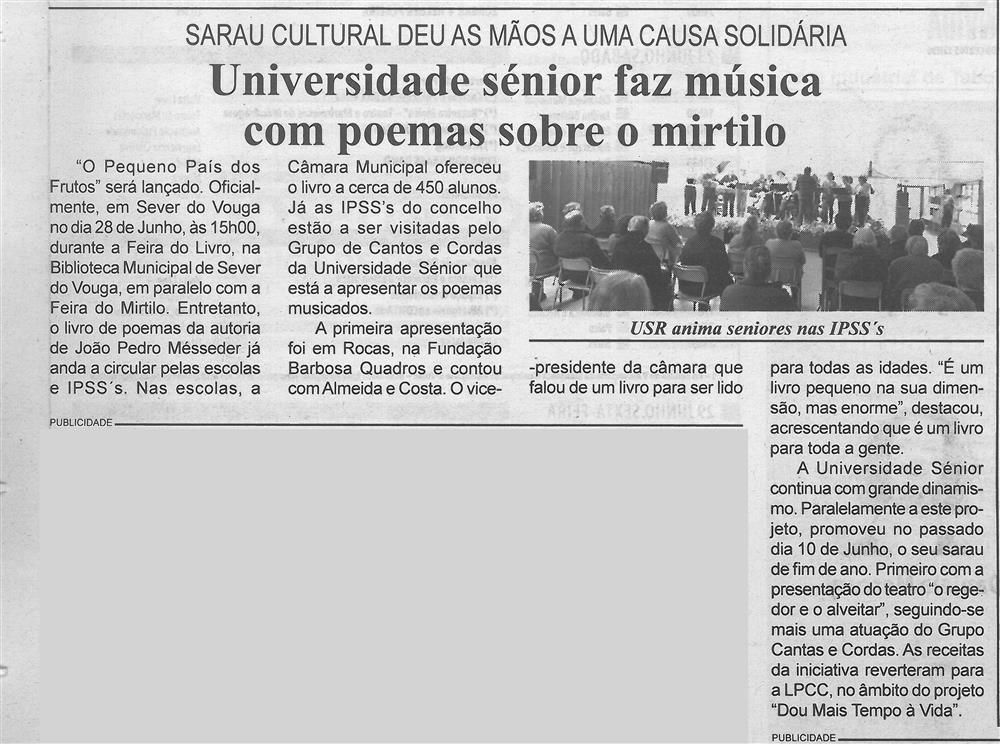 BV-2.ªjun.'18-p.10-Universidade Sénior faz música com poemas sobre o mirtilo : sarau cultural deu as mãos a uma causa solidária.jpg