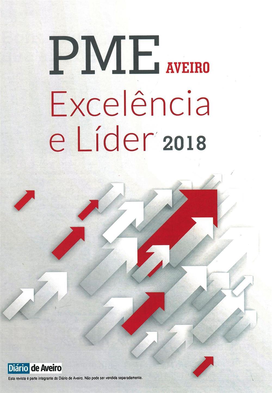 DA-06jun.'18-sup.PMEp.1-PME Excelência [1.ª de sete partes] : empresas distinguidas como PME Excelência no distrito de Aveiro em 2018.jpg