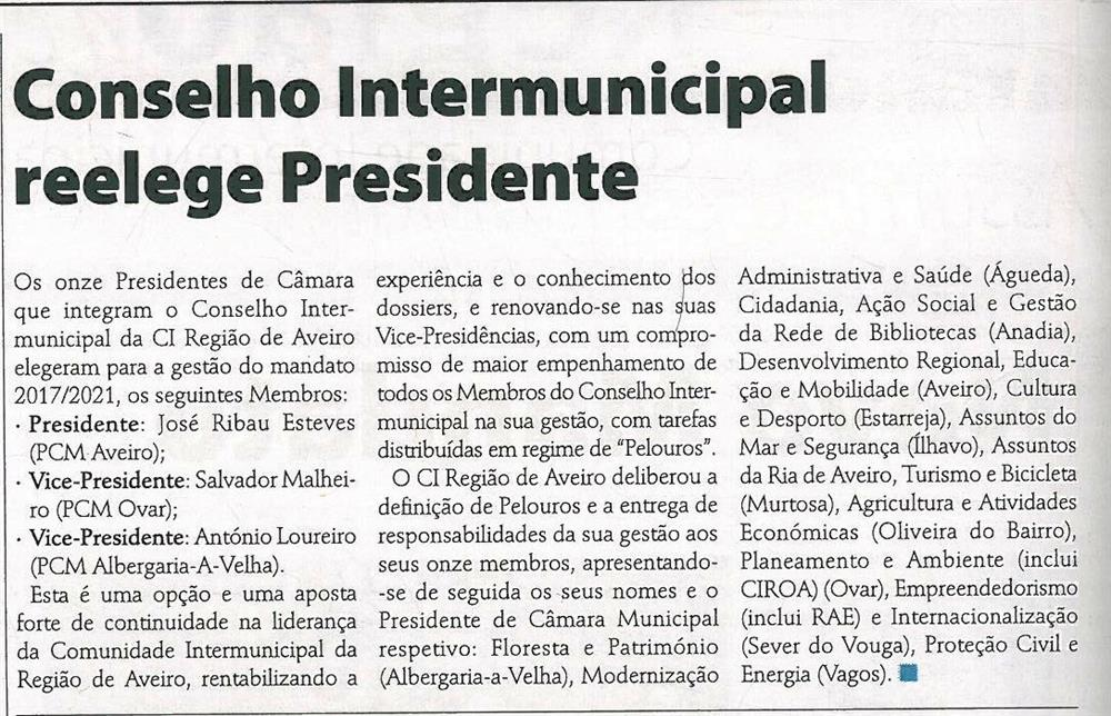 RA-Comunidade_Intermunicipal-abr.'18-p.2-Conselho Intermunicipal reelege Presidente.jpg