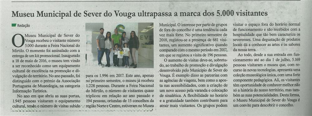 GB-12jul.'18-p.4-Museu Municipal de Sever do Vouga ultrapassa a marca dos 5000 visitantes.jpg