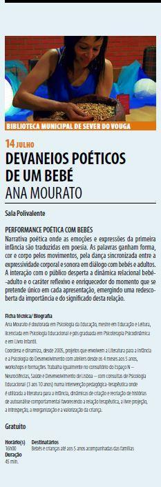 AgendaRBM-jul.-set.'18-p.7-Biblioteca Municipal de Sever do Vouga : devaneios poéticos de um bebé.JPG