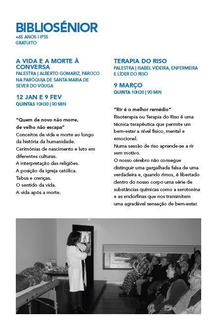 ACMSV-jan.,fev.,mar.'17-p.7-Bibliosénior : a vida e a morte à conversa : terapia do riso.JPG