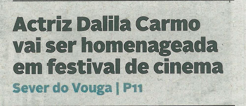 DA-06set.'18-p.1-Actriz Dalila Carmo vai ser homenageada em festival de cunema.jpg