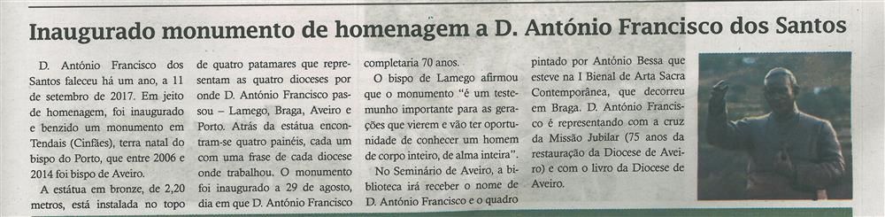 TV-set.'18-p.7-Inaugurado monumento de homenagem a D. António Francisco dos Santos.jpg