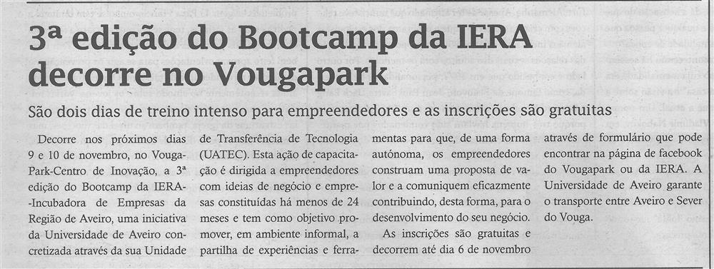 TV-nov.'18-p.4-3.ª edição do Bootcamp da IERA decorre no VougaPark.jpg