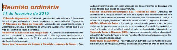 BoletimMunicipal-nº 32-nov'15-p.61-Reunião ordinária [de] 11 de fevereiro de 2015 [1.ª de duas partes].JPG