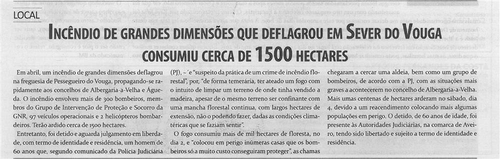 TV-maio'15-p.3-Incêndio de grandes dimensões que deflagrou em Sever do Vouga consumiu cerca de 1500 hectares.jpg