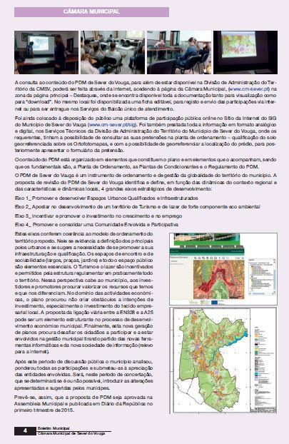 BoletimMunicipal-nº 31-nov'14-p.4-Câmara Municipal [2.ª parte de duas] : Revisão do PDM de Sever do Vouga.JPG