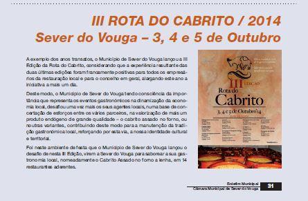BoletimMunicipal-nº 31-nov'14-p.31-III Rota do Cabrito 2014 : cultura e turismo.JPG