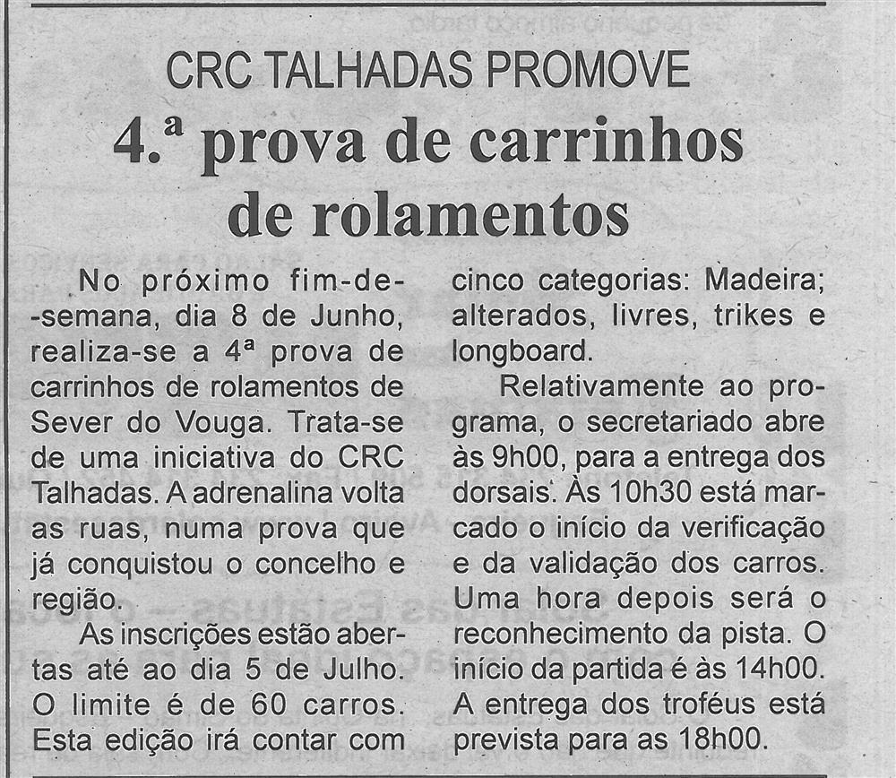 BV-1.ªjun.'19-p.5-4.ª prova de carrinhos de rolamentos : CRC Talhadas promove.jpg