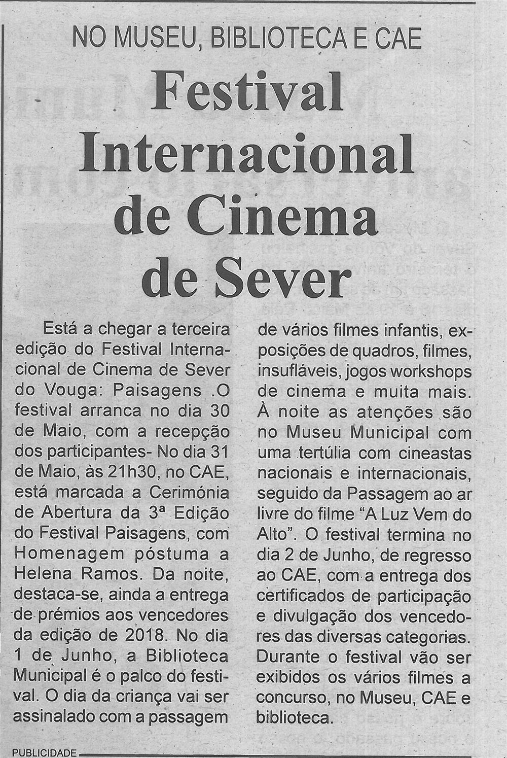 BV-2.ªmaio'19-p.4-Festival Internacional de Cinema de Sever : no Museu, Biblioteca e CAE.jpg