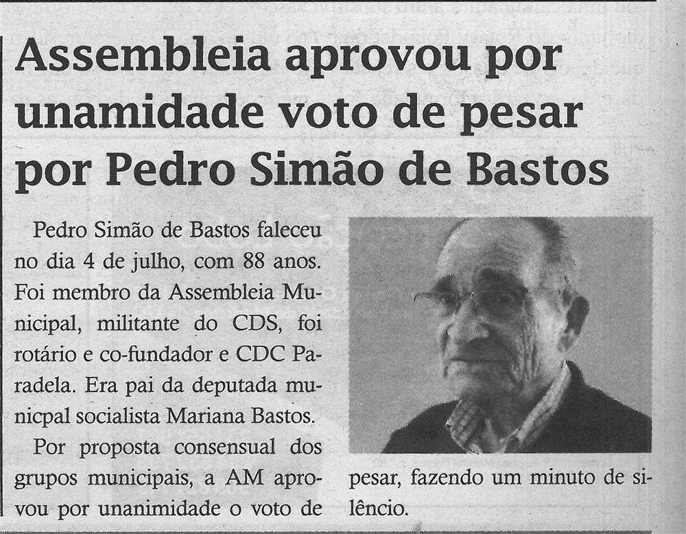 TV-jul.'19-p.6-Assembleia aprovou por unanimidade voto de pesar por Pedro Simão de Bastos.jpg