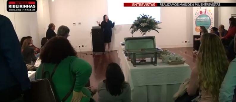 RibeirinhasTV-03jul.'19-Pais do Avesso é um projeto da Biblioteca Municipal de Sever do Vouga.JPG