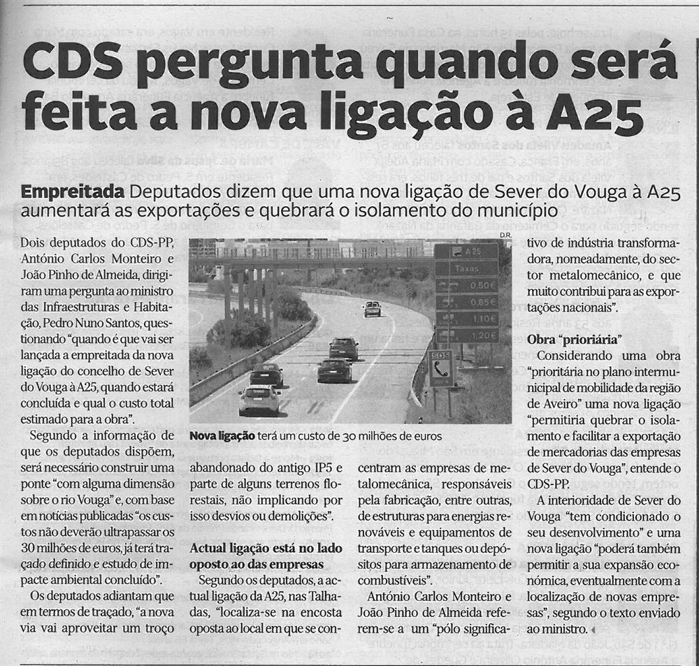 DA-13jun.'19-p.7-CDS pergunta quando será feita a nova ligação à A25.jpg