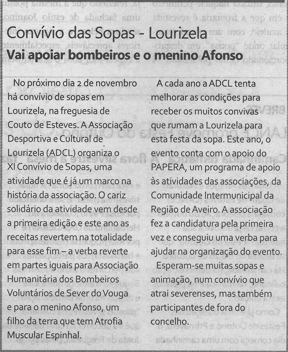 TV-out.'19-p.13-Convívio das Sopas, Lourizela, vai apoiar bombeiros e o menino Afonso.jpg