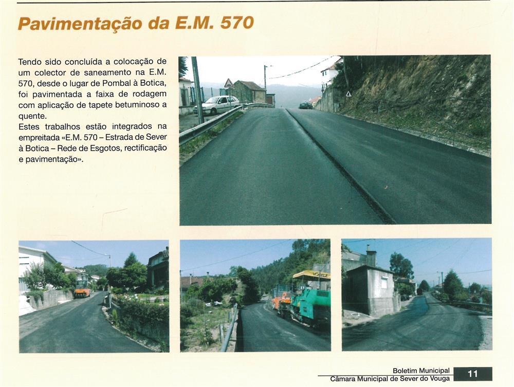 BoletimMunicipal-n.º 20-set.'06-p.11-Obras municipais : obras públicas : pavimentação da E.M. 570.jpg