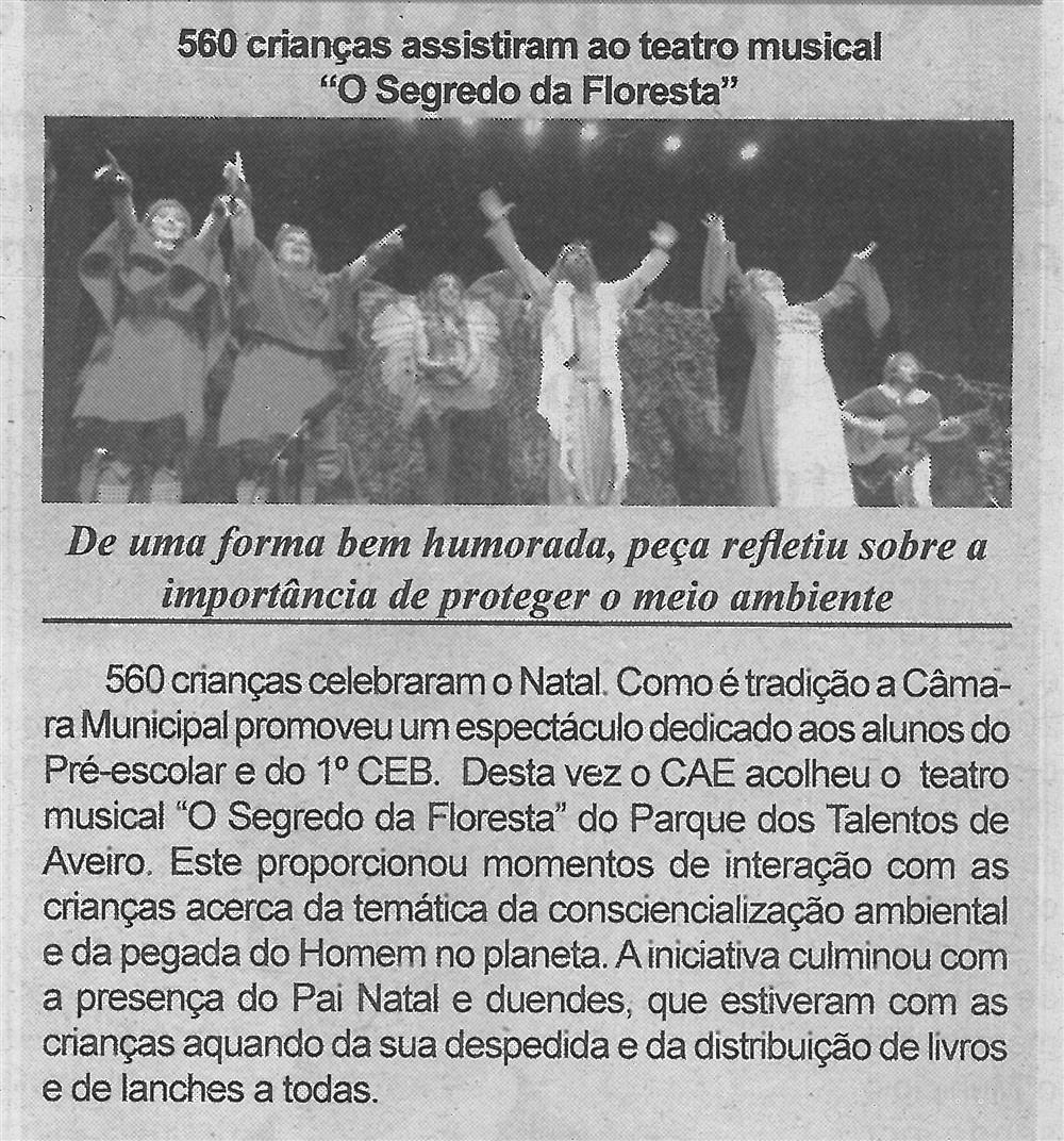 BV-2.ªjan.'20-p.6-560 crianças assistiram ao teatro musical 'O segredo da floresta'.jpg
