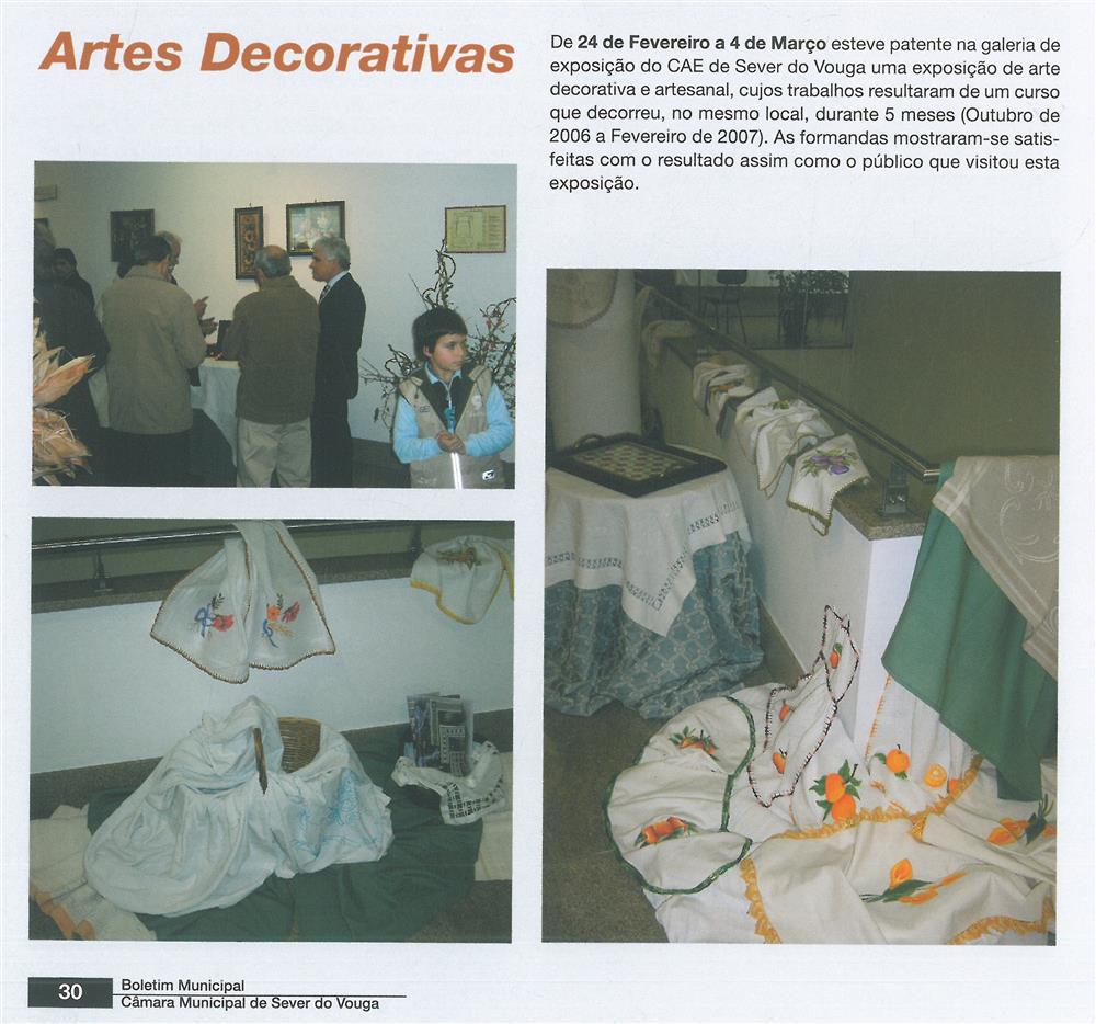 BoletimMunicipal-n.º 29-mar.'07-p.30-Cultura e turismo : Artes decorativas.jpg
