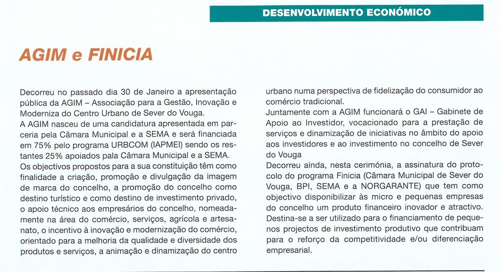 BoletimMunicipal-n.º 29-mar.'07-p.41-Desenvolvimento económico : AGIM e Finicia.jpg