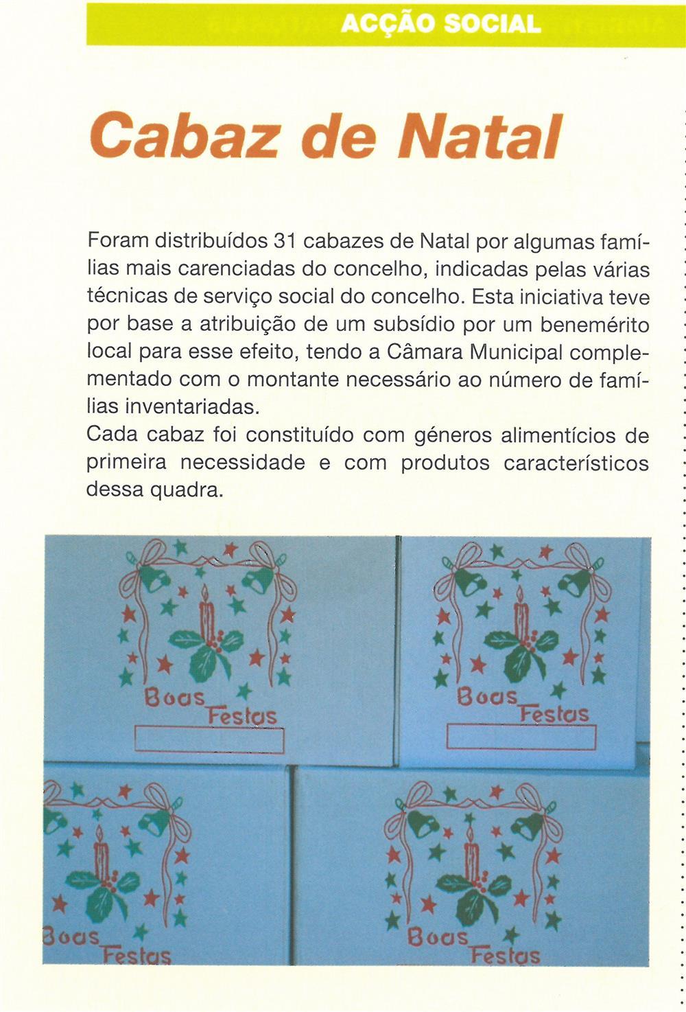 BoletimMunicipal-n.º 21-mar.'07-p.62-Ação social - cabaz de Natal.jpg