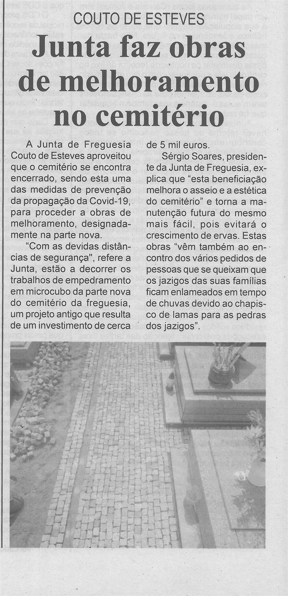 BV-1.ªmaio'20-p.4-Couto de Esteves : Junta faz obras de melhoramento no cemotário.jpg