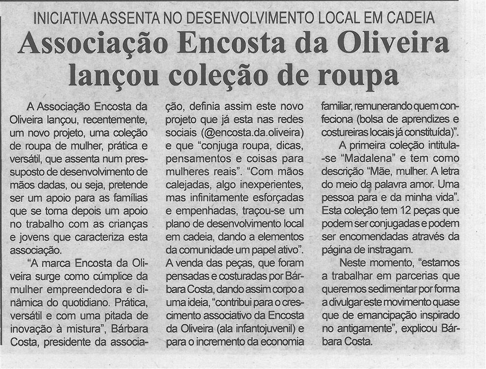 BV-2.ªjun.'20-p.7-Associação Encosta da Oliveira lançou coleção de roupa : iniciativa assenta no desenvolvimento local em cadeia.jpg