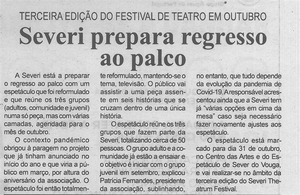 BV-2.ªago.'20-p.7-Severi prepara regresso ao palco : terceira edição do festival de teatro em outubro.jpg