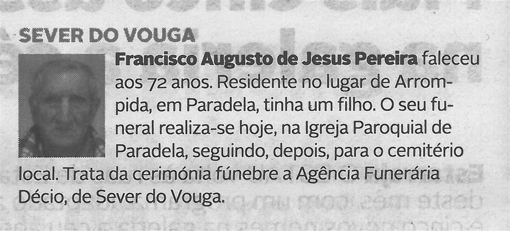 DA-08set.'20-p.8-Sever do Vouga : Francisco Augusto de Jesus Pereira.jpg