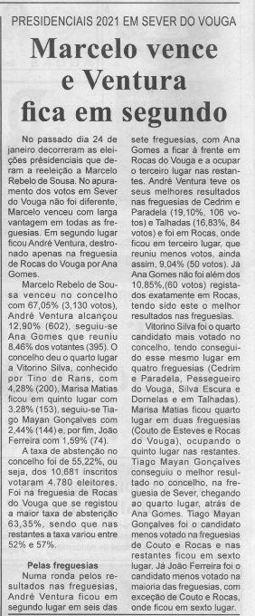 BV-1.ªfev.'21-p.2-Presidenciais 2021 em Sever do Vouga : Marcelo vence e Ventura fica em segundo.JPG