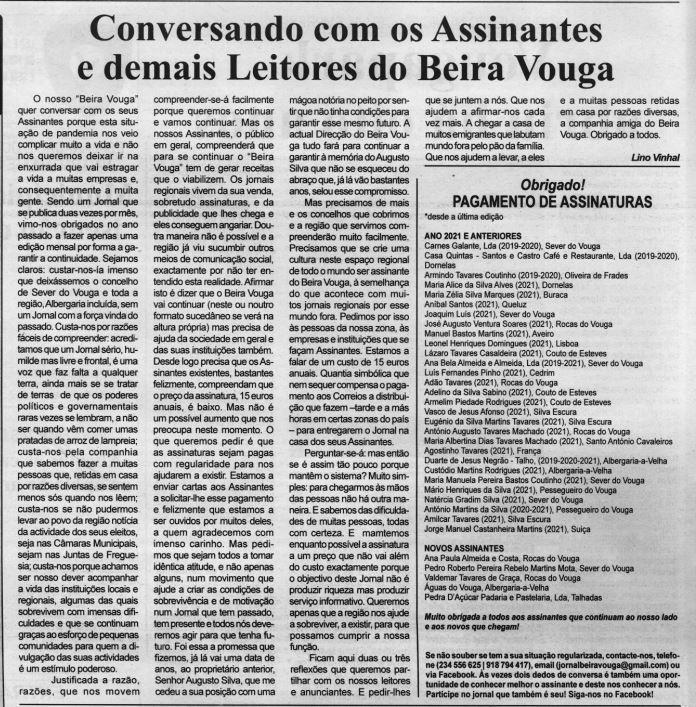 BV-1.ªfev.'21-p.4-Conversando com os Assinantes e demais Leitores do Beira Vouga.JPG