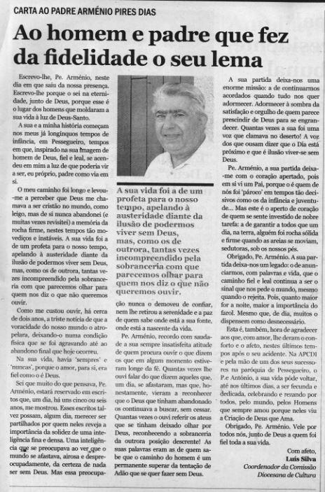 CV-24fev.'21-p.3-Ao homem e Padre que fez da fidelidade o seu lema : carta ao Padre Arménio Pires Dias.JPG