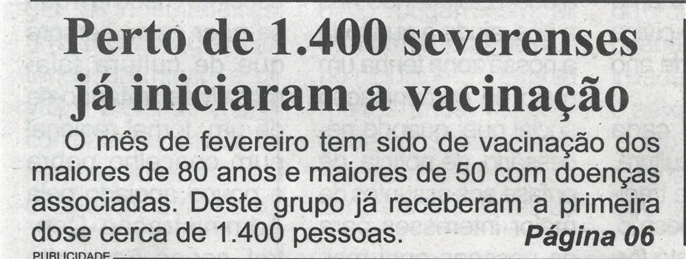 BV-1.ªmar.'21-p.1-Perto de 1400 severenses já iniciaram a vacinação.jpg