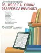 Os livros e a leitura : desafios da era digital.JPG