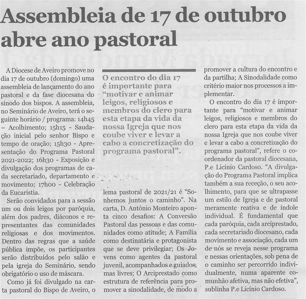 CV-Ano 91, n.º 4468 (06 out. '21), p. 2-Assembleia de 17 de outubro abre ano pastoral.jpg