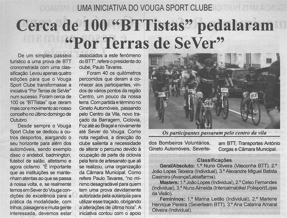 BV-1.ªnov.'15-p.5 - Cerca de 100 BTTistas pedalaram por Terras de Sever : uma iniciativa do Vouga Sport Club.jpg