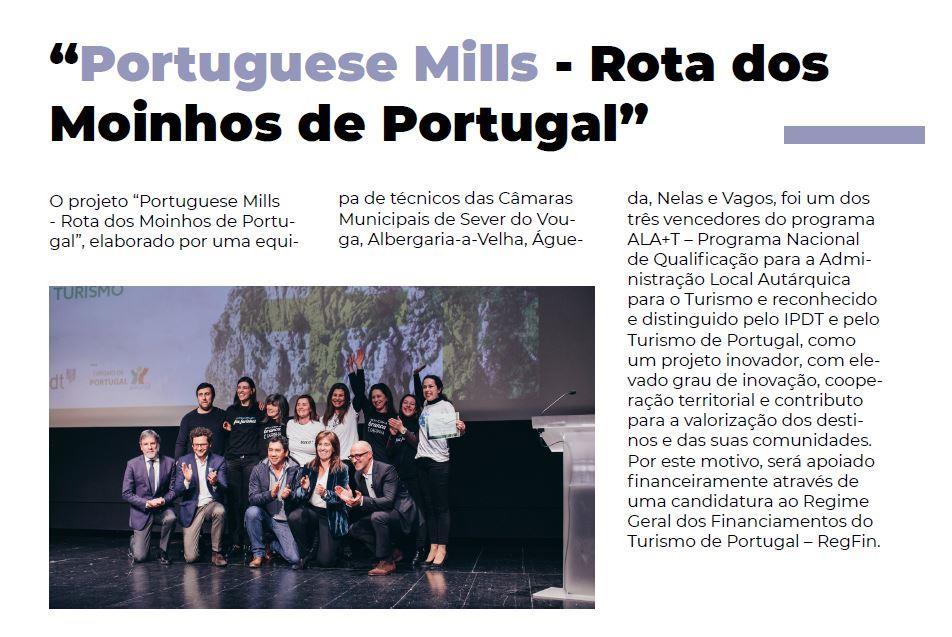 BoletimInfoSV-2.ºsem'19.-p.13-Portuguese Mills : Rota dos Moinhos de Portugal.JPG