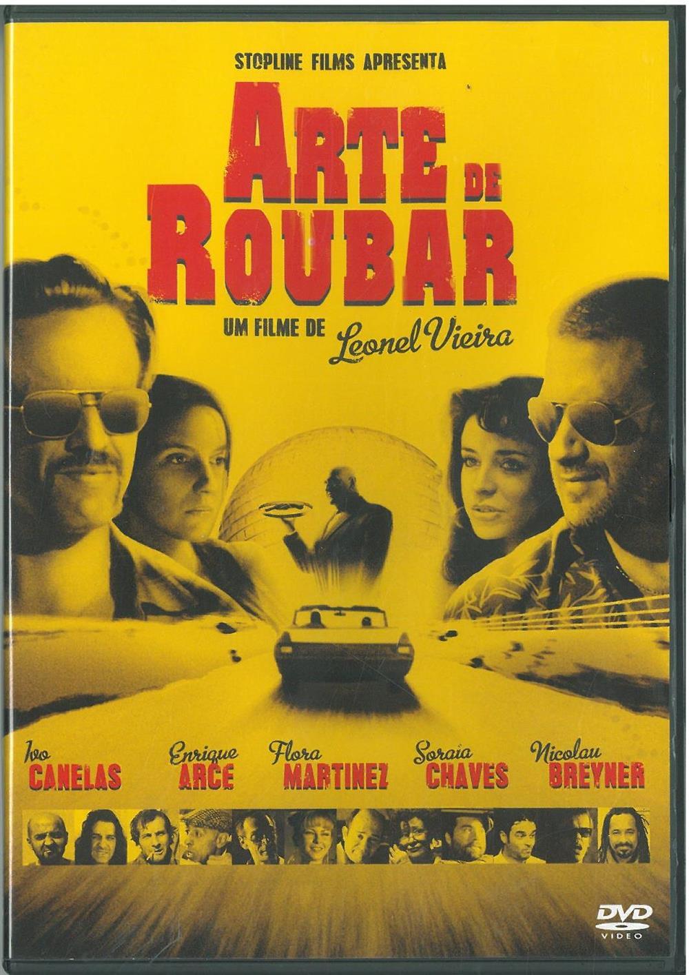 Arte de roubar_DVD.jpg