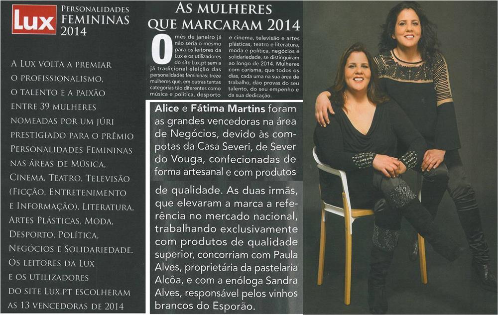 Lux-9fev'15-p.48-54-Personalidades femininas 2014 : as mulheres que marcaram 2014.jpg
