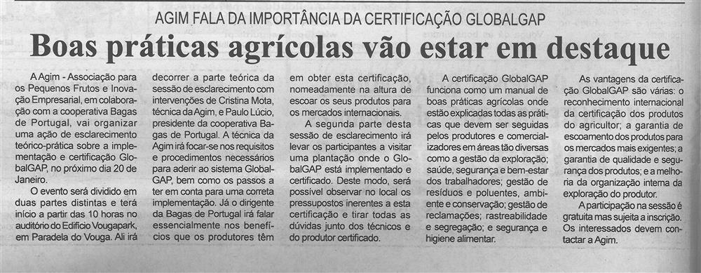 BV-2.ªjan.'18-p.4-Boas práticas agrícolas vão estar em destaque : AGIM fala da importância da certificação Globalgap.jpg