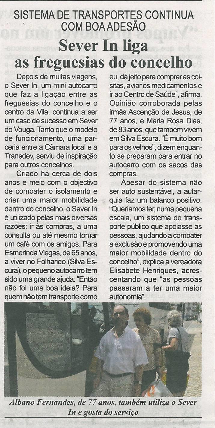 BV-1ªago'13-p9-Sever In liga as freguesias do concelho