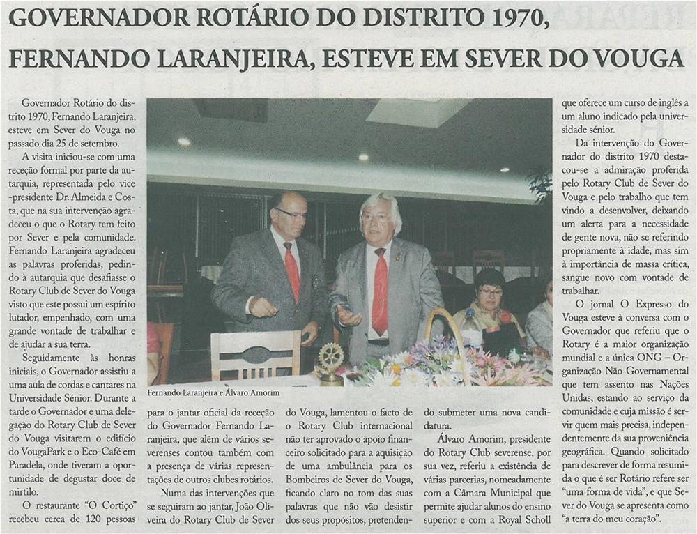EV-1out.'14-p3-Governador rotário do distrito 1970 - Fernando Laranjeira esteve em Sever do Vouga.jpg